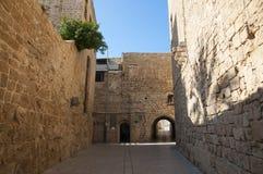 Ancient Acre (Akko, Acco) Royalty Free Stock Photos