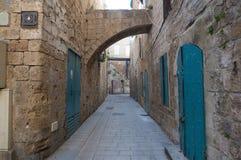 Ancient Acre (Akko, Acco). The old city of Acre (Akko, Acco Royalty Free Stock Photos