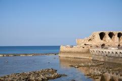 Ancient Acre (Akko, Acco). The old city of Acre (Akko, Acco Stock Photo