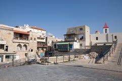 Ancient Acre (Akko, Acco). The old city of Acre (Akko, Acco Stock Image