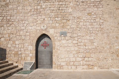 Ancient Acre (Akko, Acco) Stock Images