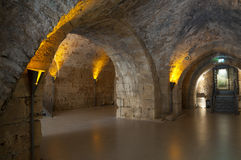 Ancient Acre (Akko, Acco) Royalty Free Stock Images