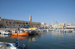 Ancient Acre (Akko, Acco) Royalty Free Stock Image