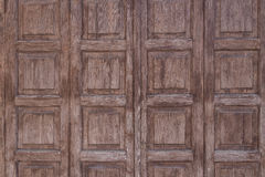Free Ancient Aged Wooden Door Texture As Background Royalty Free Stock Photo - 94183175