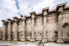 Ancient Agora, Athens, Greece Stock Photos