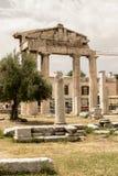 Ancient Agora, Athens, Greece Stock Photo