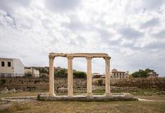 Ancient Agora, Athens, Greece Royalty Free Stock Photo