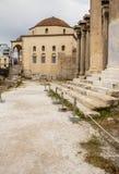 Ancient Agora, Athens, Greece Stock Images