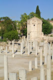 The Ancient Agora Royalty Free Stock Photography