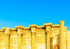 Ancient Agora Royalty Free Stock Photo