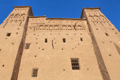 Ancient Ait Benhaddou village in Morocco Royalty Free Stock Image