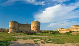 Ancient Akkerman fortress, Ukraine Stock Photos