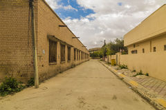 Ancient Alley in Iraq Royalty Free Stock Photography