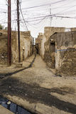 Ancient Alley in Kirkuk,Iraq Royalty Free Stock Photography