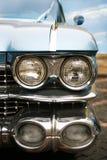 Ancient American car Stock Photo