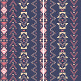 Ancient american indian pattern Stock Photo