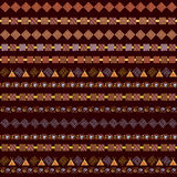 Ancient american indian pattern Royalty Free Stock Image