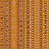 Ancient american indian pattern Stock Images