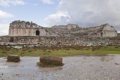 Ancient amphiteater Stock Image