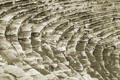 Ancient amphiteater Royalty Free Stock Photos