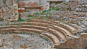Ancient  Amphitheater Stock Images