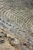 Ancient amphitheater in Turkey Stock Photos
