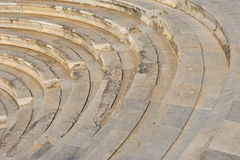 Ancient amphitheatre Royalty Free Stock Photo