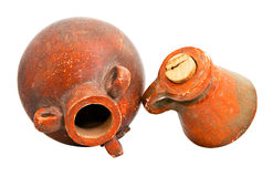 Ancient amphora Royalty Free Stock Images