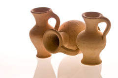 Ancient amphora Royalty Free Stock Photography