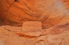 Ancient Anasazi village Stock Image