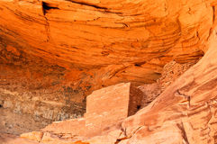 Ancient Anasazi village Royalty Free Stock Photos