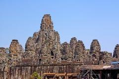 Ancient Angkor Royalty Free Stock Photo