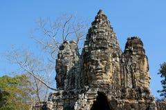 Ancient Angkor Royalty Free Stock Photos