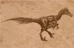 Ancient animals Stock Image