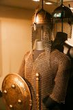 Ancient antiques inside Sharjah Museum. For Islamic Art Sharjah Emirates Stock Photo