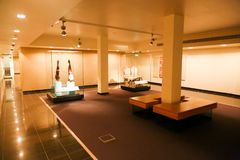 Inside Sharjah Museum. Ancient antiques inside Sharjah Museum for Islamic Art Sharjah Emirates Stock Images