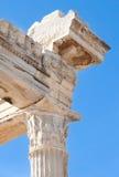 Ancient Apollo temple Stock Image