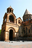 Ancient Apostolic church in Armenia Stock Images