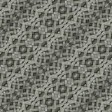 Ancient Arabesque Stone Ornament Pattern Royalty Free Stock Image