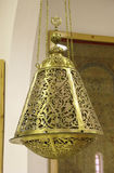 Ancient arabian lamp Royalty Free Stock Image