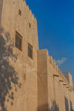 Ancient Arabic building Stock Photo