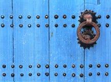 Ancient Arabic Door Royalty Free Stock Photography