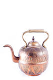 Ancient arabic ornamental teapot Royalty Free Stock Photography