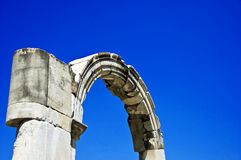 Ancient Arch Royalty Free Stock Image