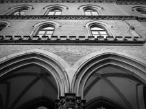 Ancient, Arch, Arched Stock Images