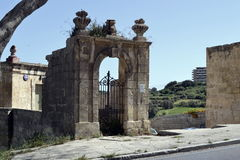 Ancient arch Royalty Free Stock Images