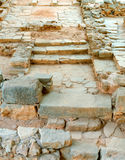 Ancient archaeological site. Royalty Free Stock Photos