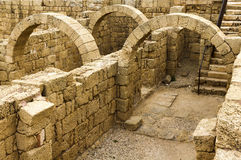 Ancient arches Royalty Free Stock Photography