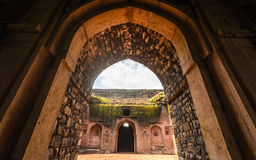 Ancient Arches India Stock Image