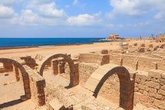 Ancient arches Stock Photos
